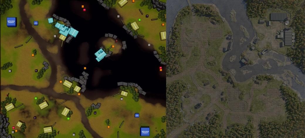 Nowa mapa multiplayer